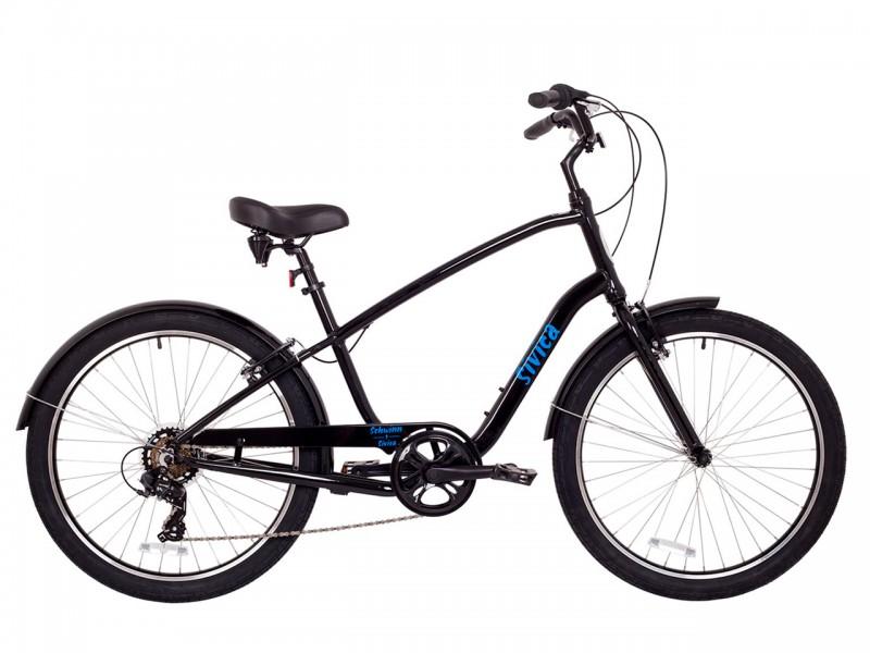 """Велосипед Schwinn Sivica 7 26"""" (рама 17"""", чорний, б/в)"""