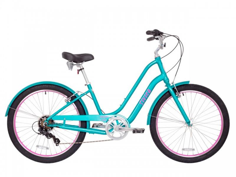 """Велосипед Schwinn Sivica 7 26"""" (рама 17"""", блакитний, б/в)"""