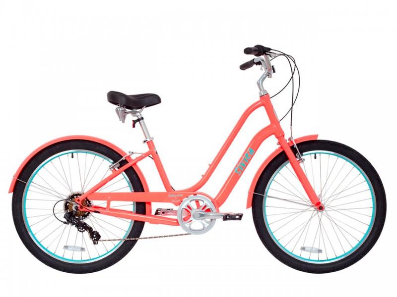 "Велосипед Schwinn SIVICA 7 26"" Women (корал, 2021)"
