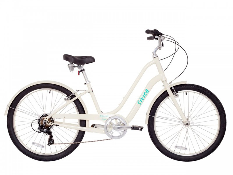 """Велосипед Schwinn Sivica 7 26"""" (рама 26, білий)"""