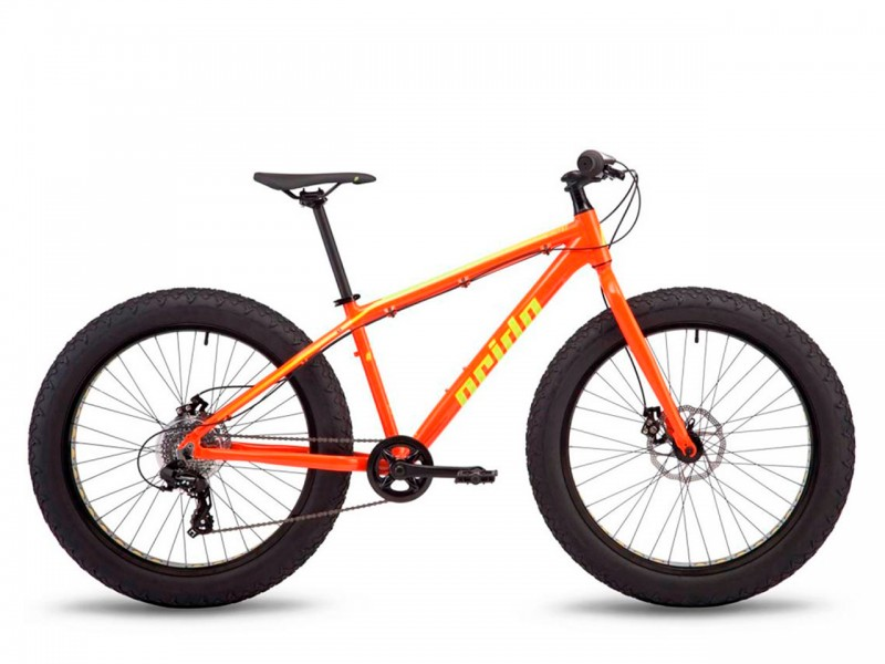 "Велосипед Pride Donut 6.1 26"" (рама 17, оранжево-жёлтый)"