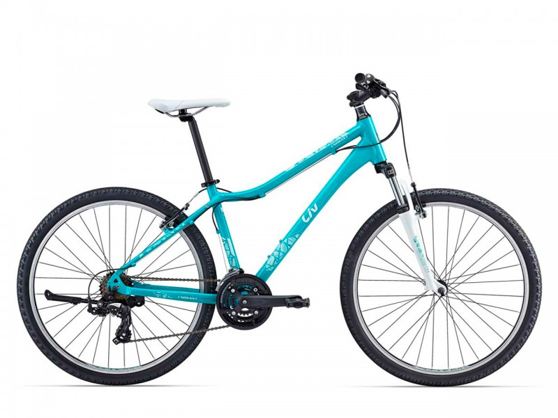 "Велосипед Giant Liv Enchant 26"" (рама 16"", блакитний, б/в)"