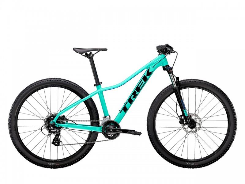 """Велосипед Trek Marlin 6 WSD 27.5"""" (рама S, зелений, 2021)"""