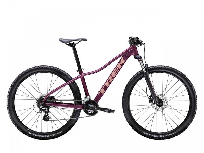"""Велосипед Trek Marlin 6 WSD 27.5"""" (рама S, фіолетовий, 2021)"""