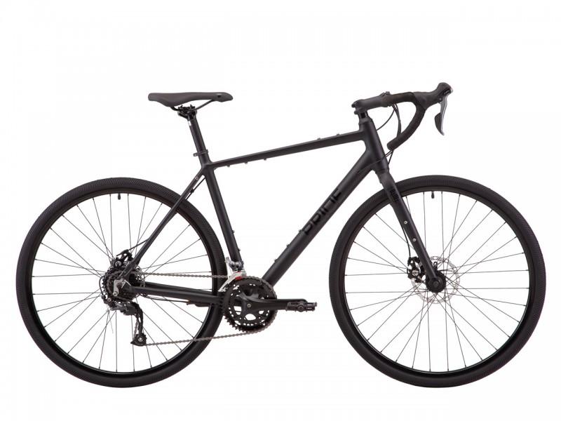 "Велосипед Pride ROCX 8.1 28"" (рама M, черный, 2021)"
