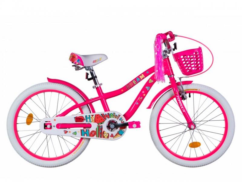 """Велосипед Formula Cream 20"""" (рама 11"""", рожевий)"""