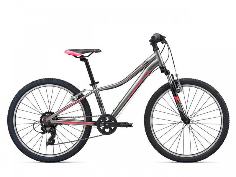 """Велосипед Giant Liv Enchant 24"""" вугільний"""