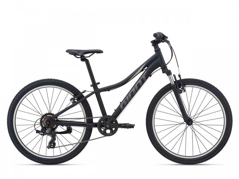 """Велосипед Giant XTC Jr 24"""" чорний"""