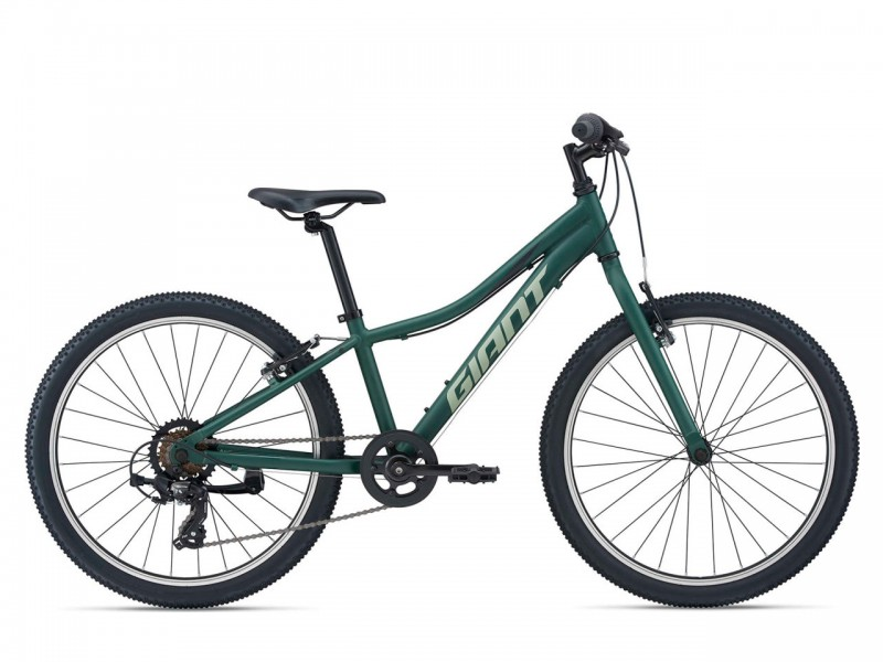 "Велосипед Giant XTC Jr 24"" Lite Trekking зелений"