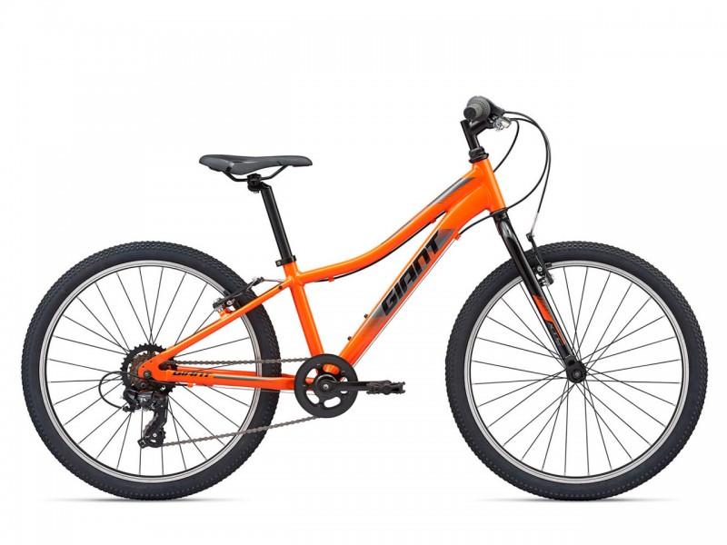 "Велосипед Giant XTC Jr 24"" Lite помаранчевий"