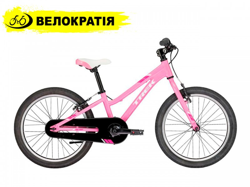 "Велосипед Trek Precaliber 20"" (рама 13, Розовый)"