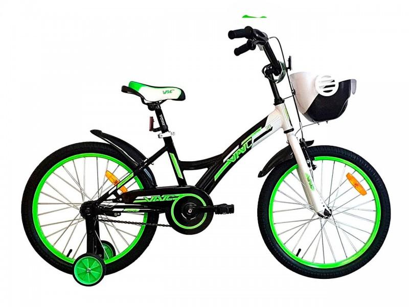 """Велосипед VNC 16"""" Wave (зелений/чорний, 2021)"""