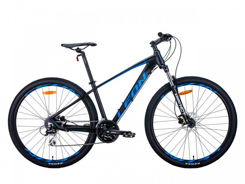 "Велосипед Leon TN-80 29"" (рама 15.5"", черный/синий, б/в)"