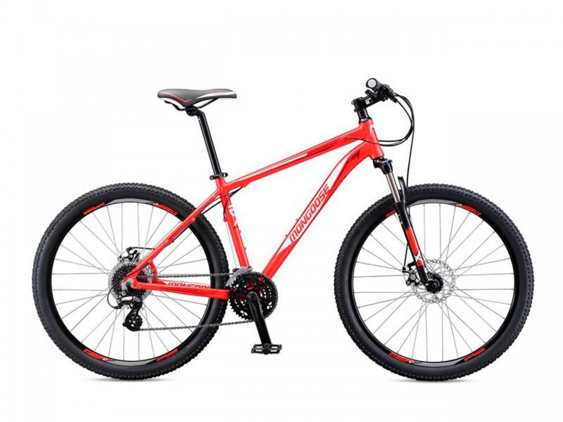 Велосипед Mongoose Switchback Comp (рама L, червоний)