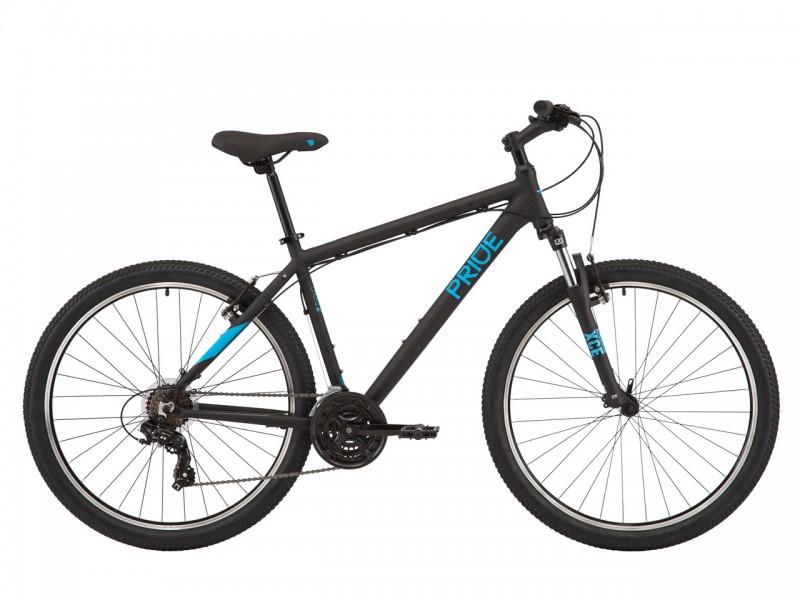 "Велосипед Pride MARVEL 7.1 27,5"" (рама L, чорний, 2021)"