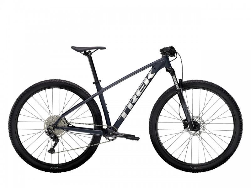 Велосипед Trek Marlin 7 27.5 (рама XS, темно-синій, 2021)