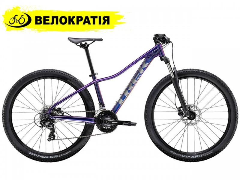 """Велосипед Trek Marlin 5 27.5"""" (рама 13, фиолетовый)"""