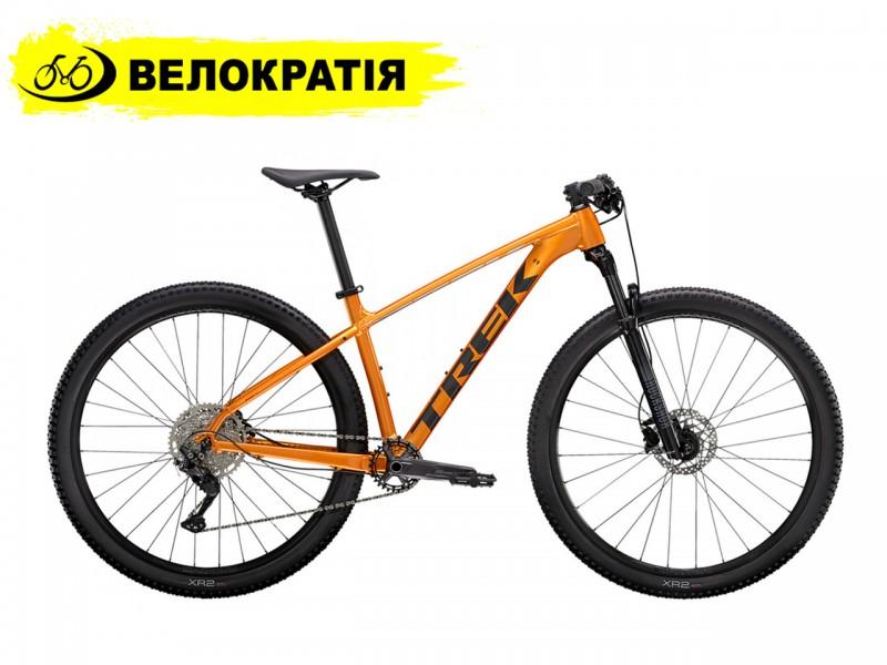 "Велосипед Trek X-CALIBER 7 29"" (рама L, оранжевый, 2021)"
