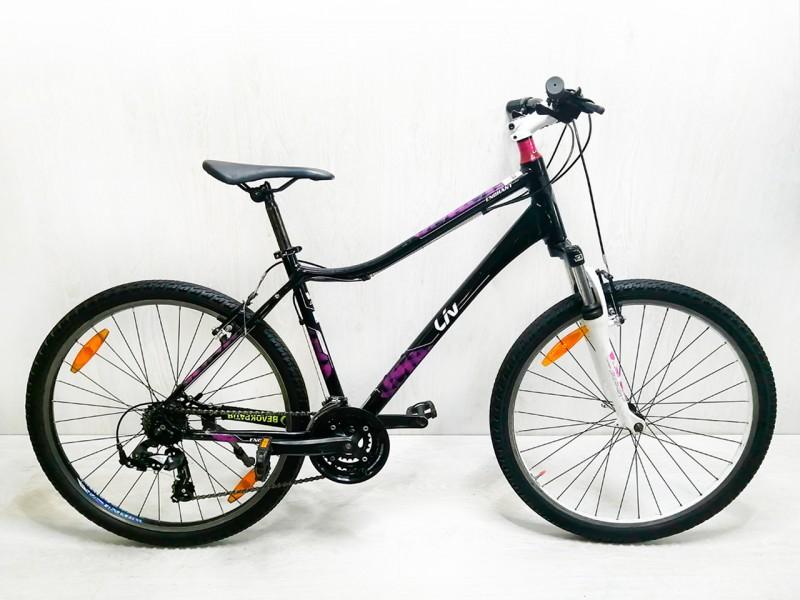 """Велосипед Giant Liv Enchant 26"""" (рама 16"""", чорний/фіолетовий, б/в)"""