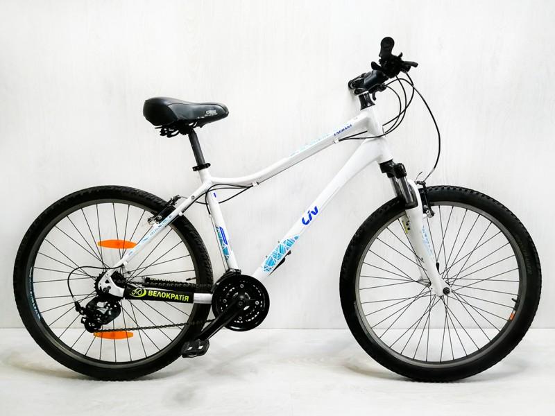 "Велосипед Giant Liv Enchant 26"" (рама 18"", білий, б/в)"