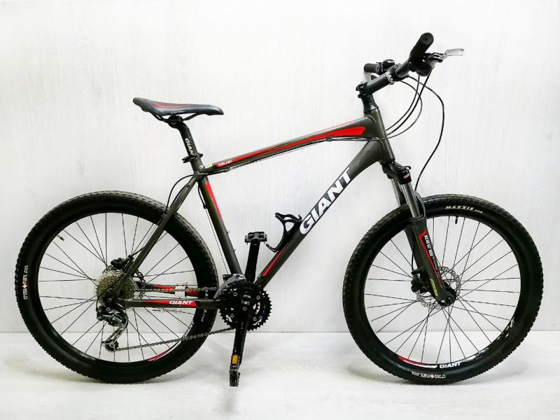 Велосипед Giant Talon 3 (рама L, темно-сірий, б/в)