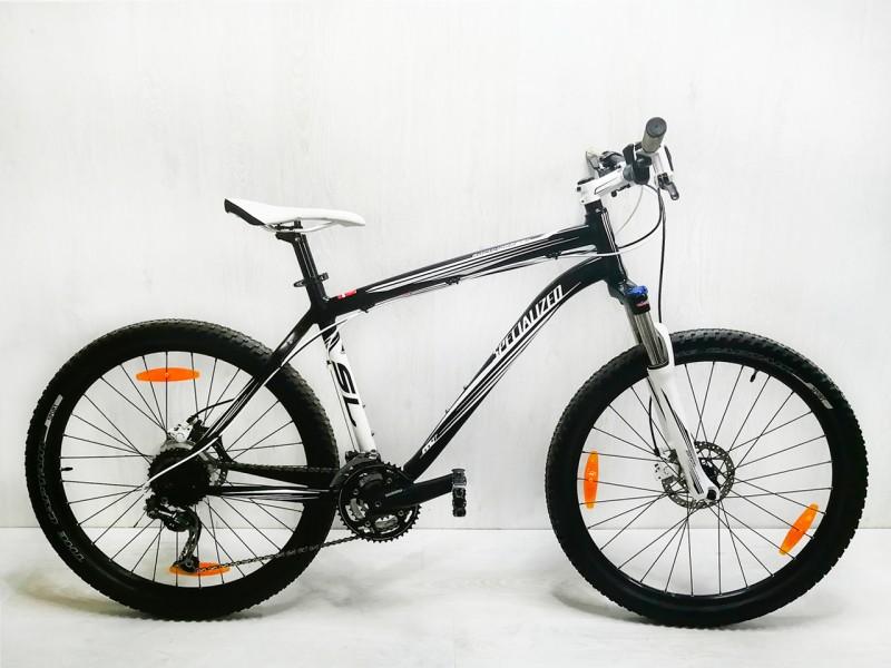 Велосипед Specialized Rockhopper SL (рама L, чорний, б/в)
