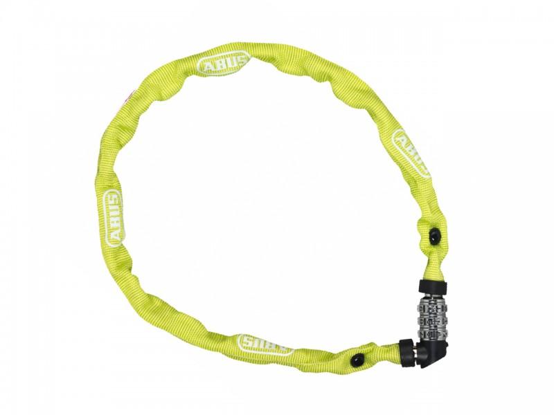 Велозамок з ланцюгом ABUS 1200/60 Web Lime