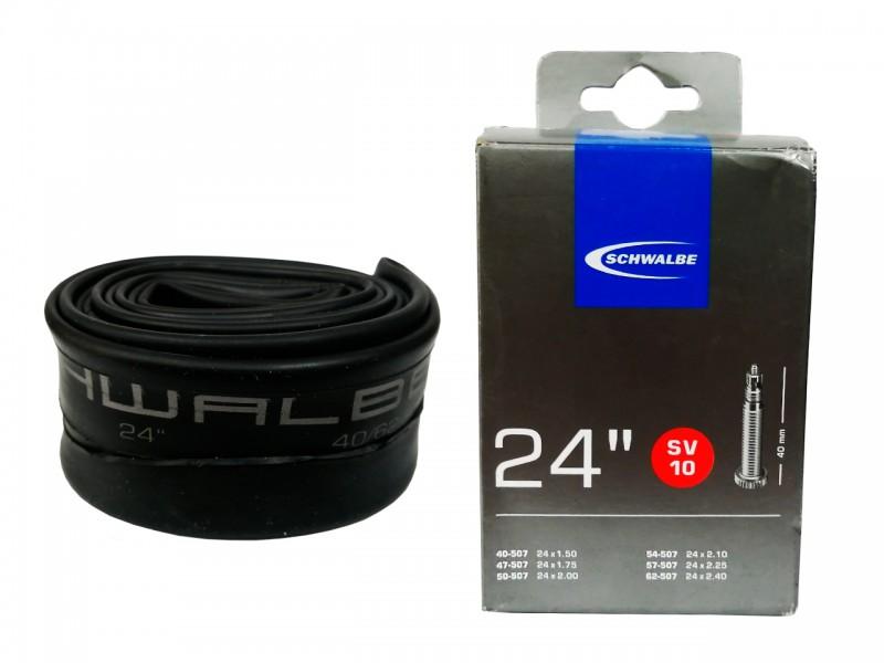 """Камера для велосипеда 24"""" Schwalbe (40/62-507) SV10 40mm"""